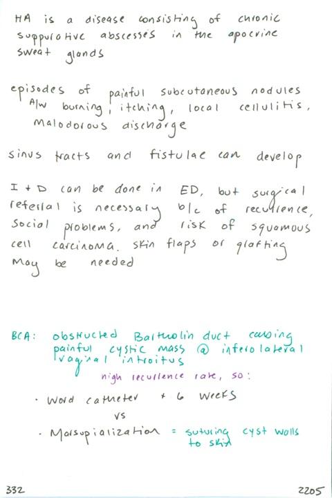 Bartholin Adenitis Related Keywords & Suggestions - Bartholin Adenitis ...